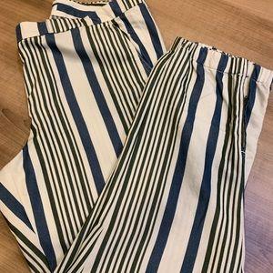 LOFT,  size 14 ladies striped pants